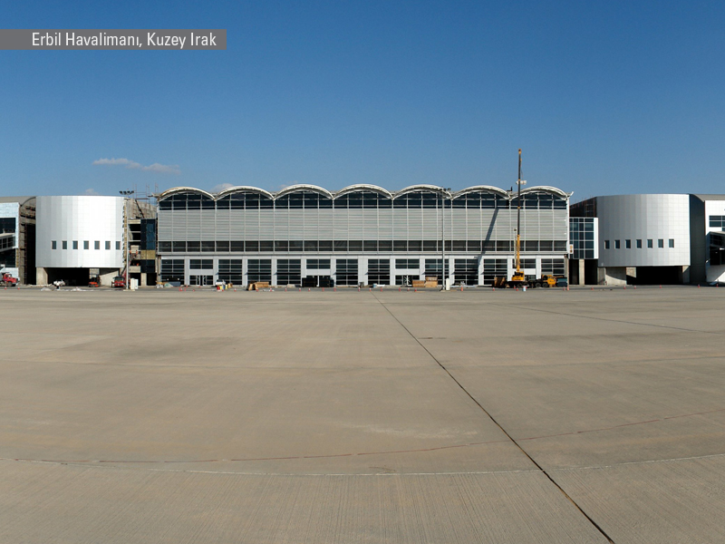 Airport Projects – Cengiz Holding